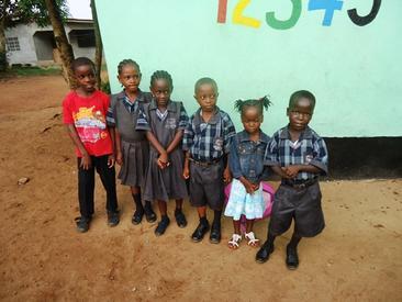 Calvary Revival School Project