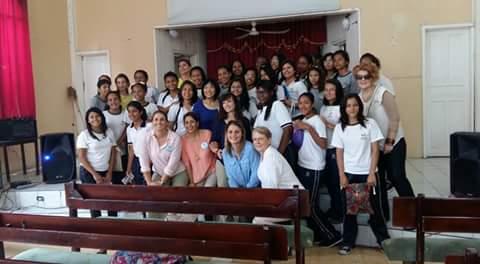 Days for Girls in Muisne, Ecuador