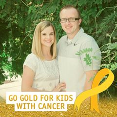 Megan Fights Childhood Cancer for Her Kid and Everyone Else's