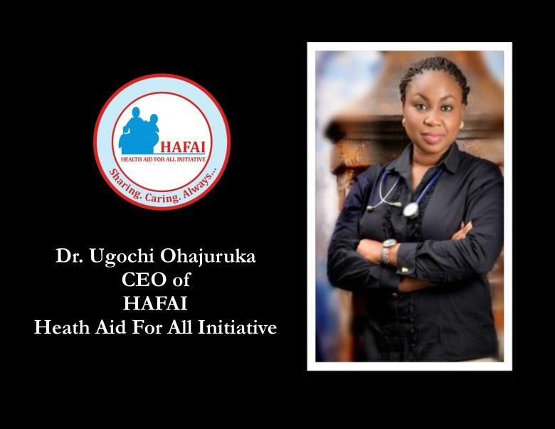 Dr. Ugochi Ohajuruka:  A Life Changer